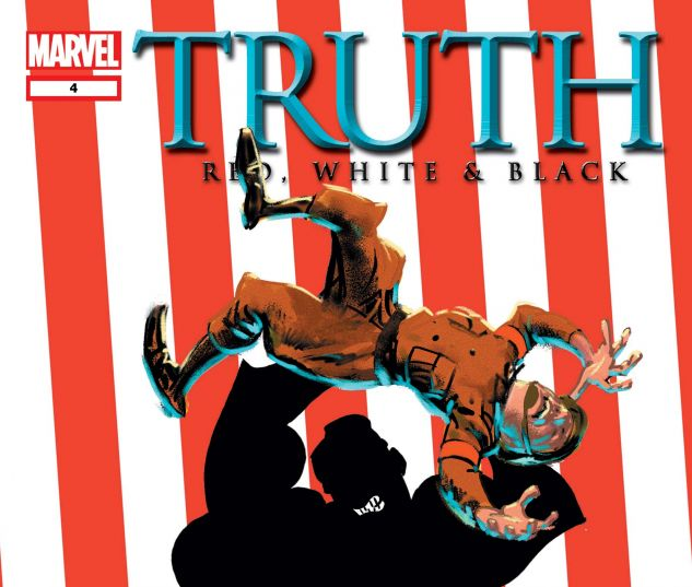 Truth: Red, White & Black (2003) #4