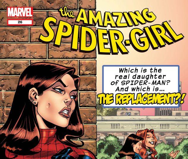 AMAZING SPIDER-GIRL (2006) #26