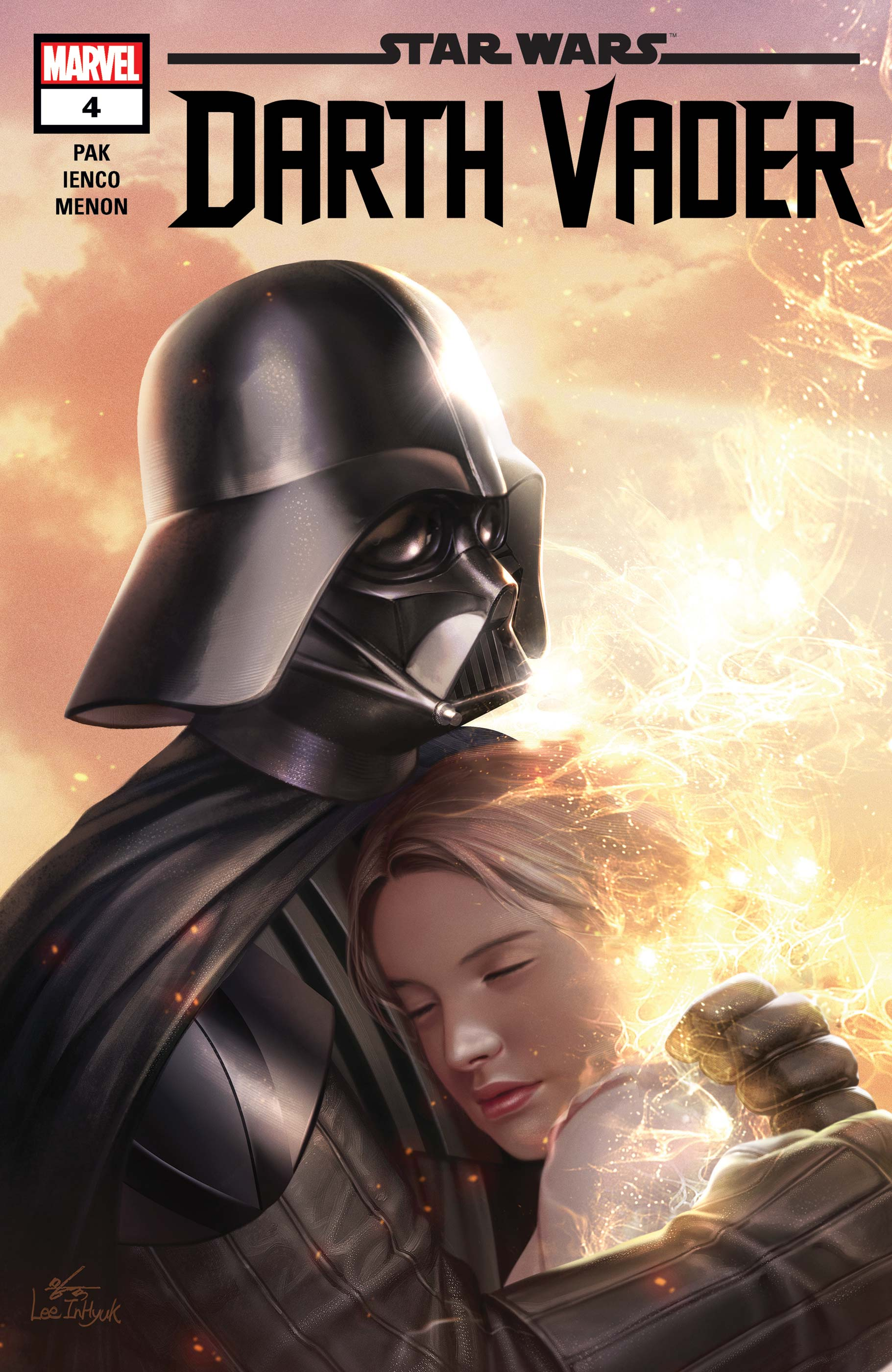 star wars: darth vader (2020) #4 | comic issues | marvel
