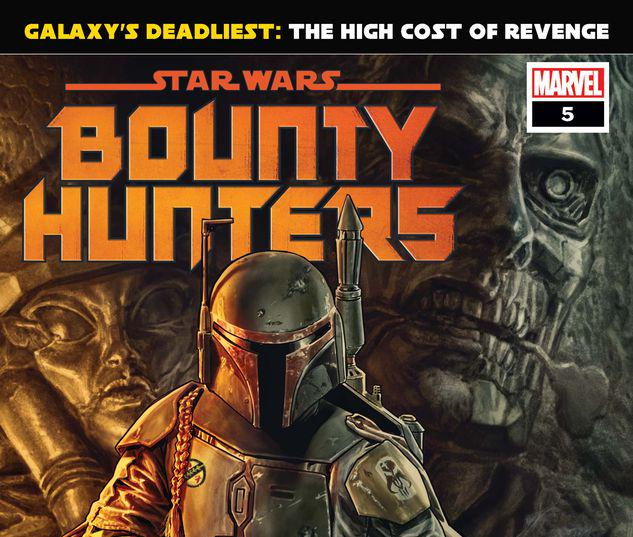 Star Wars: Bounty Hunters #5