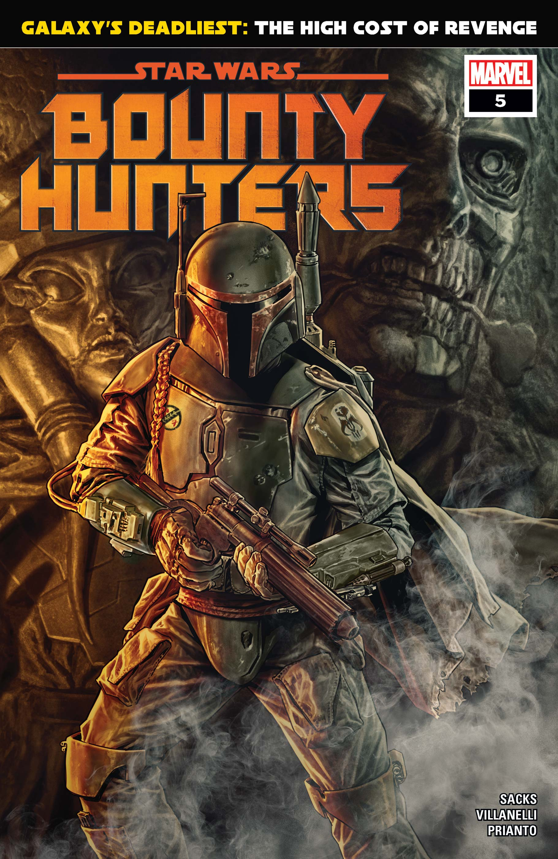 Star Wars: Bounty Hunters (2020) #5