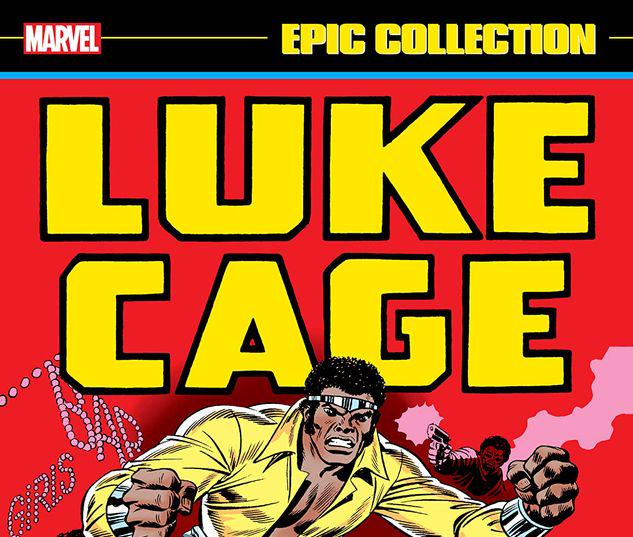 LUKE CAGE EPIC COLLECTION: RETRIBUTION TPB #1