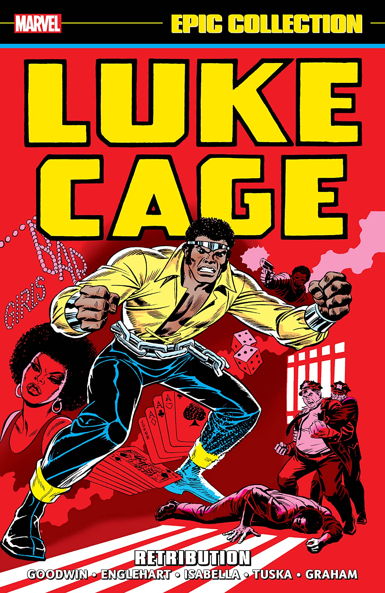 Luke Cage Epic Collection: Retribution (Trade Paperback)