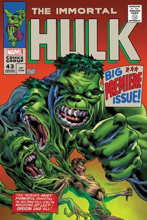 Immortal Hulk (2018) #43 (Variant)
