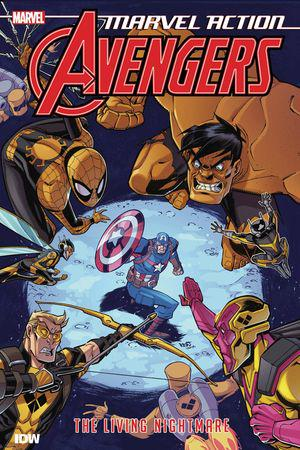 Marvel Action Avengers Book 4: The Living Nightmare (2021)