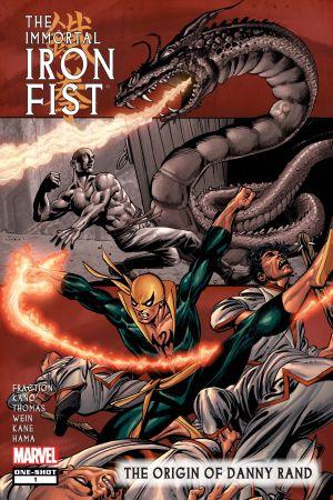 Immortal Iron Fist: The Origin of Danny Rand #1