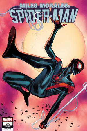 Miles Morales: Spider-Man #25  (Variant)