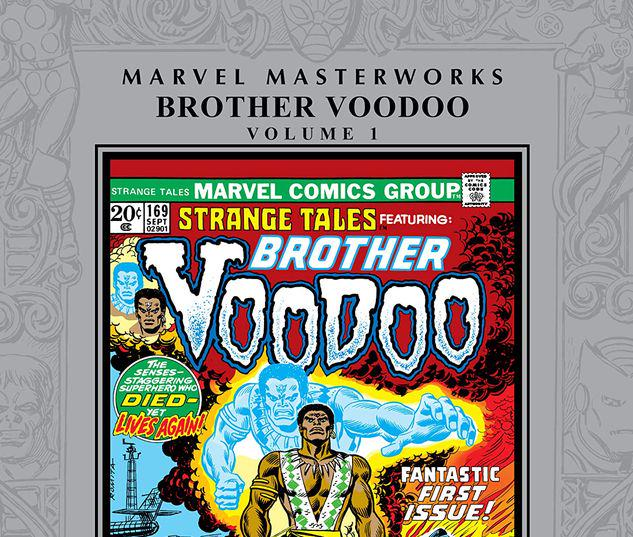 Marvel Masterworks: Brother Voodoo Vol. 1 #0