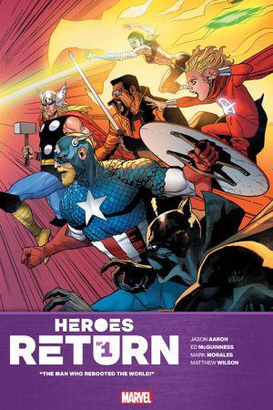 Heroes Return (2021) #1