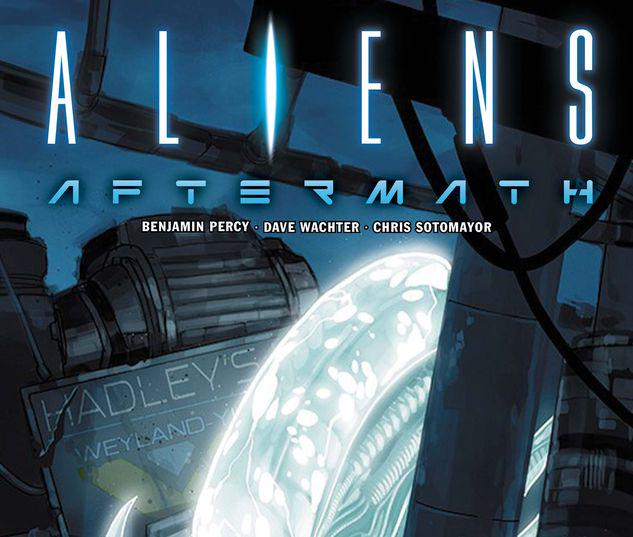 ALIENS: AFTERMATH 1 #1