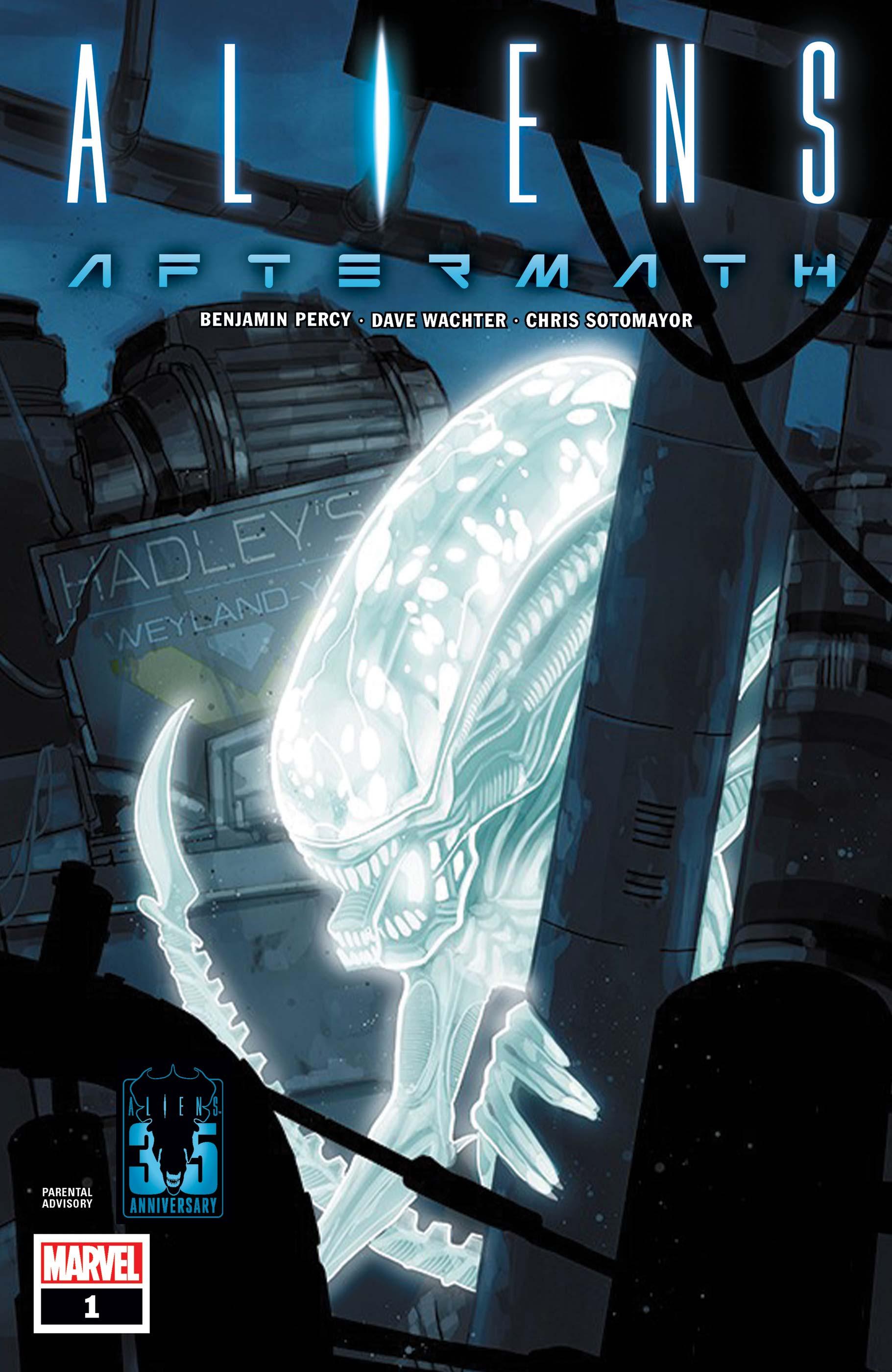 Aliens: Aftermath (2021) #1
