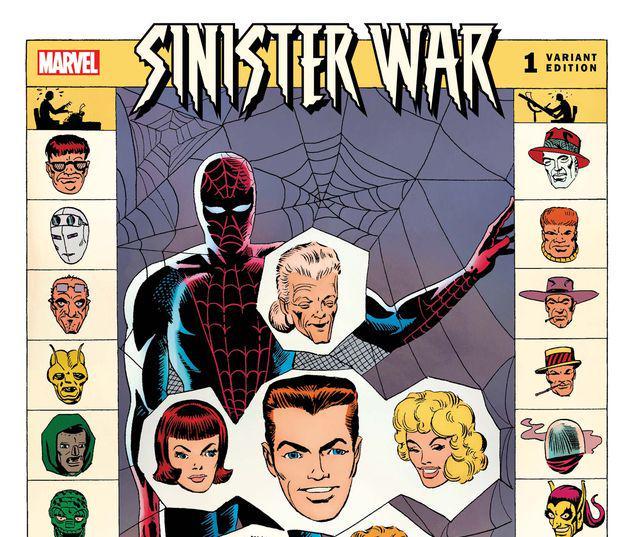Sinister War #1
