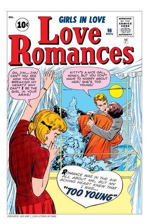Love Romances (1949) #96