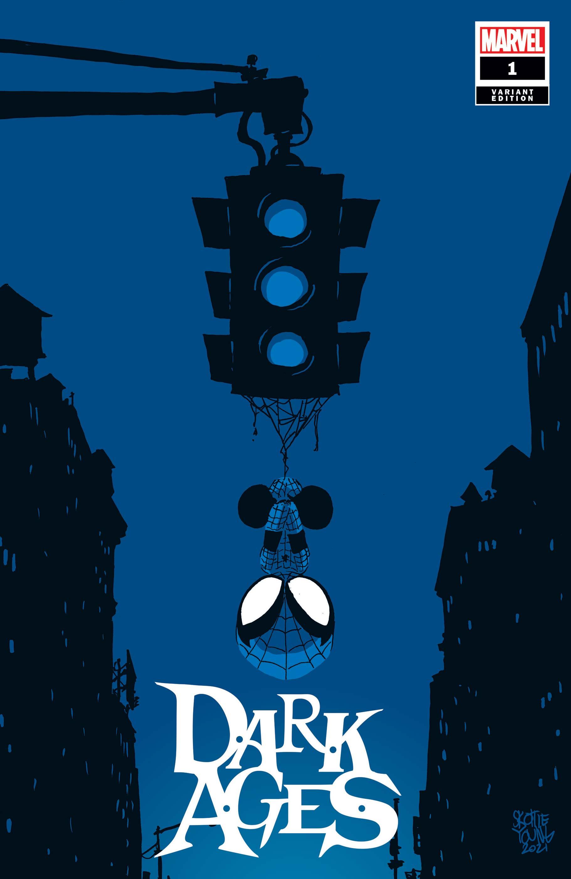 Dark Ages (2021) #1 (Variant)