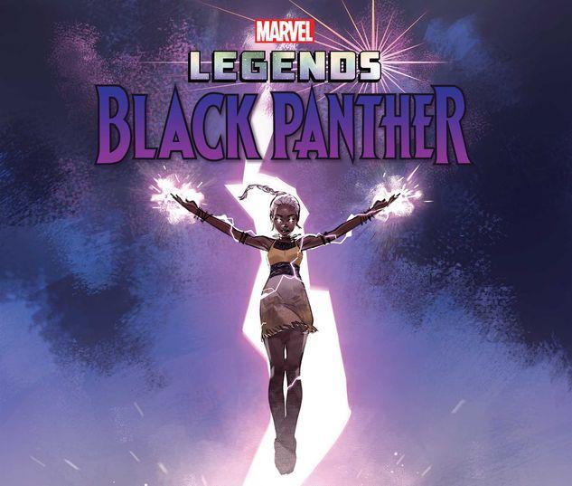 Black Panther Legends #2
