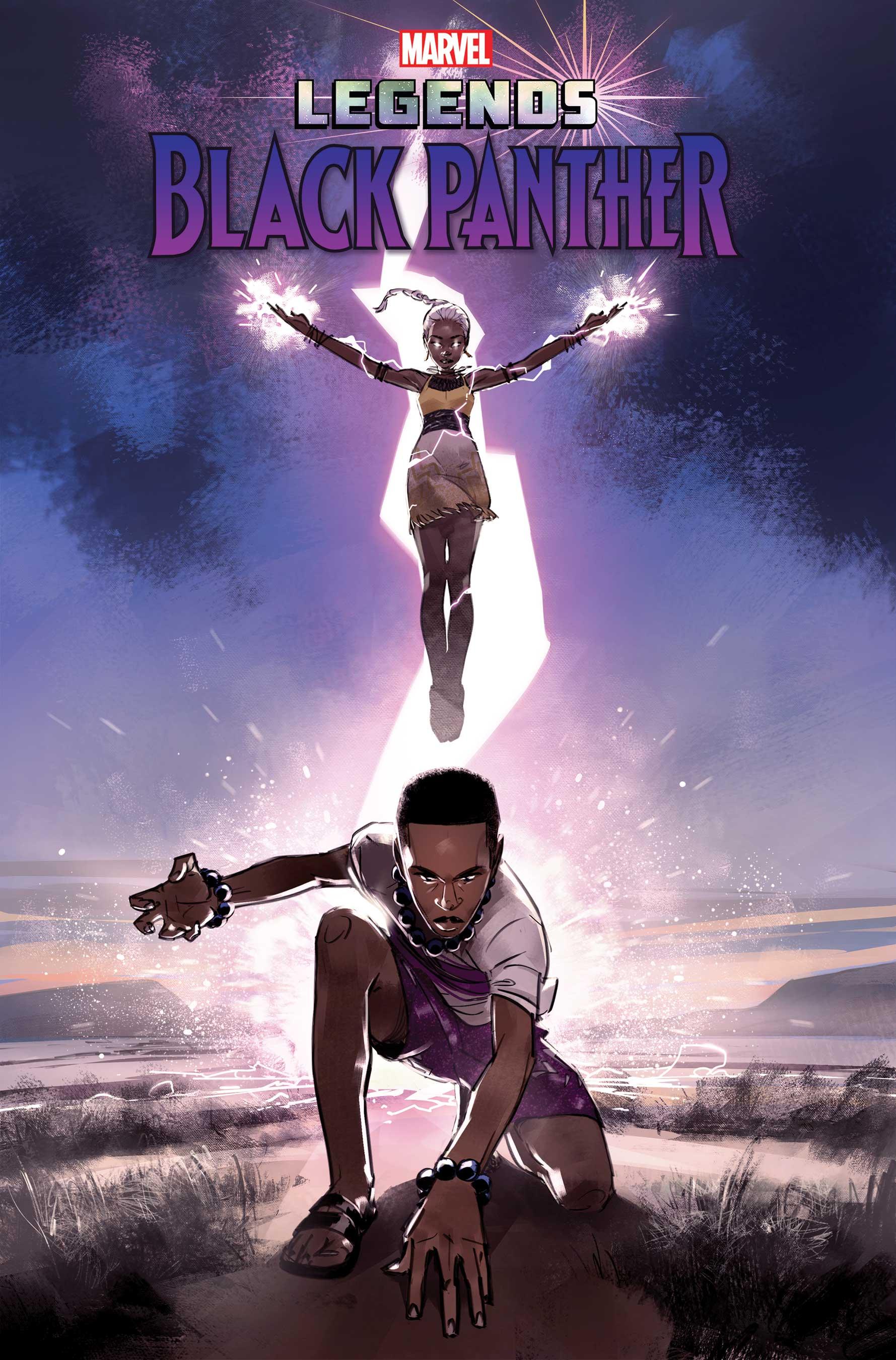 Black Panther Legends (2021) #2