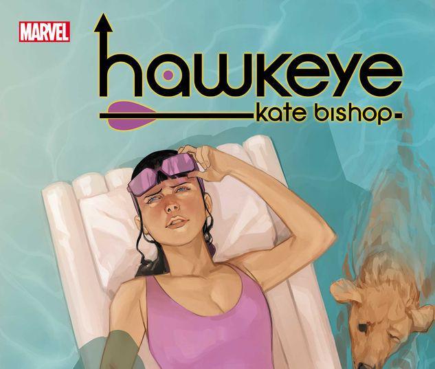 Hawkeye: Kate Bishop #1