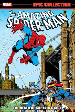 Amazing Spider-Man Epic Collection: The Death Of Captain Stacy (Trade Paperback)
