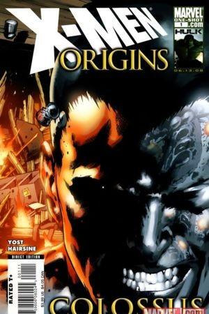 X-Men Origin: Colossus (2008)