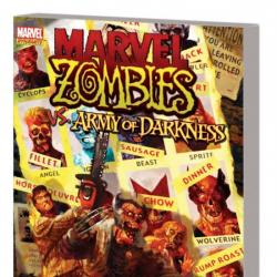 MARVEL ZOMBIES/ARMY OF DARKNESS TPB