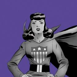 MISS AMERICA COMICS 70TH ANNIVERSARY SPECIAL #1 (MARTIN VARIANT)