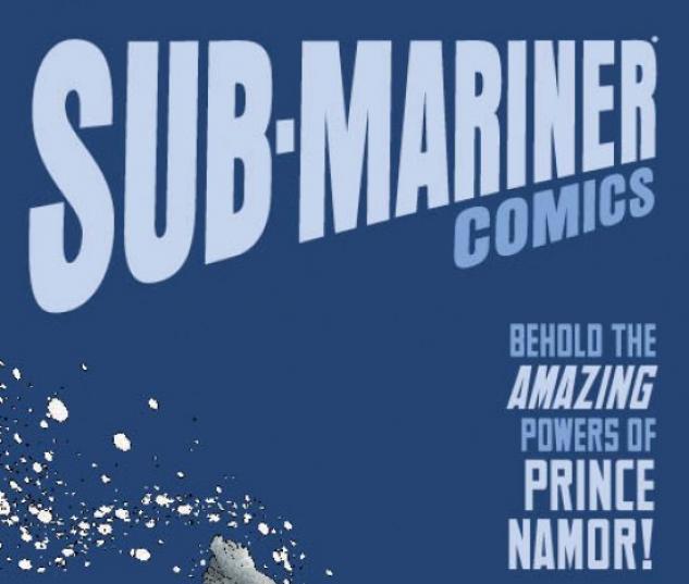 SUB-MARINER COMICS 70TH ANNIVERSARY SPECIAL #1 (VARIANT)