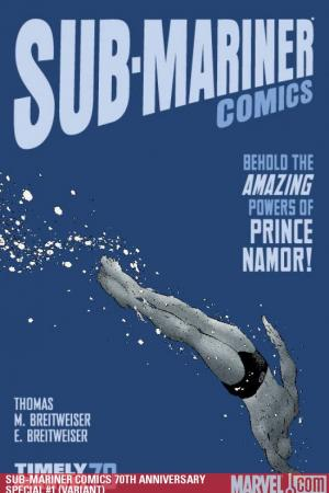 Sub-Mariner Comics 70th Anniversary Special #1
