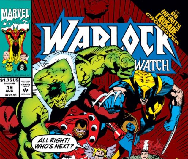 Warlock and the Infinity Watch #19