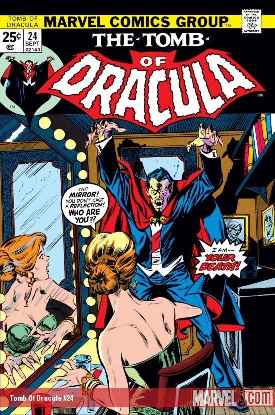 Tomb of Dracula (1972) #24
