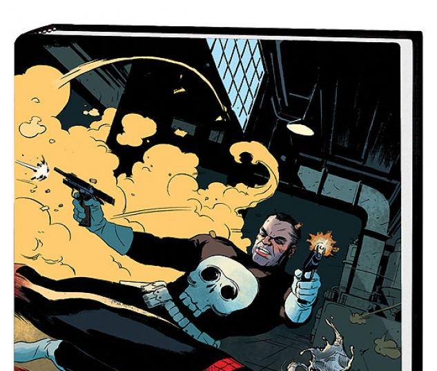 SPIDER-MAN: CRIME AND PUNISHER PREMIERE #1