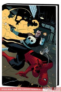 Spider-Man: Crime and Punisher Premiere (Hardcover)