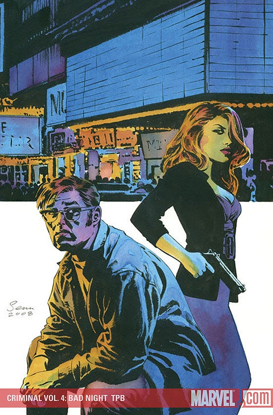Criminal Vol. 4: Bad Night (Trade Paperback)