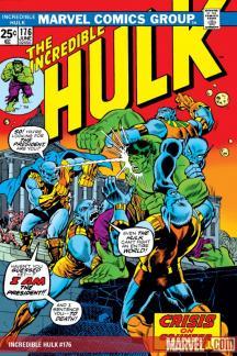 Incredible Hulk #176