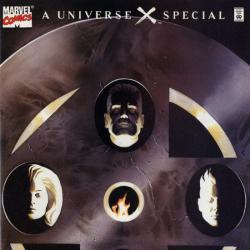 Universe X: 4 #1
