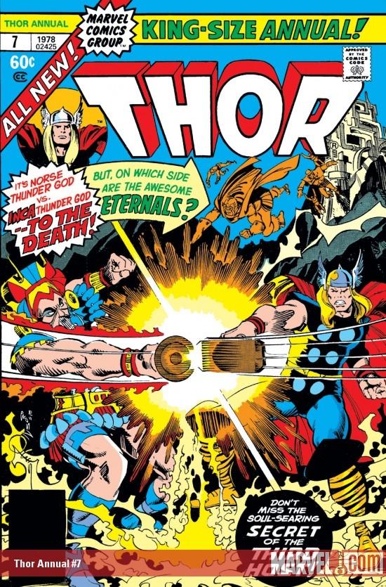 Thor Annual (1966) #7