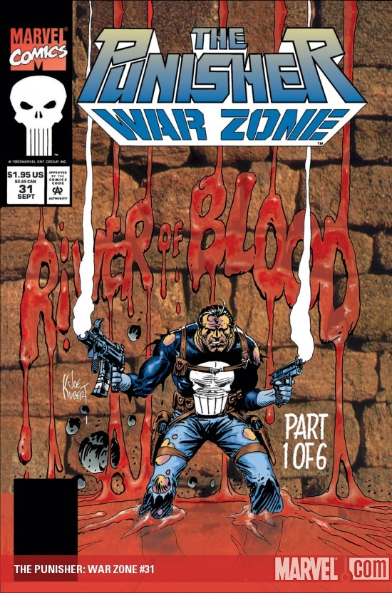 The Punisher War Zone (1992) #31