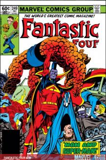 Fantastic Four #249