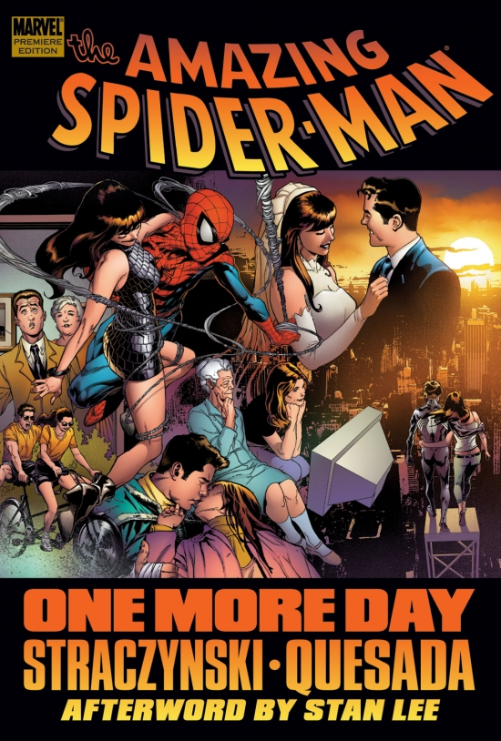 Spider-Man: One More Day (Hardcover)