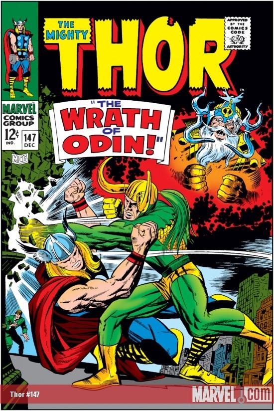 Thor (1966) #147
