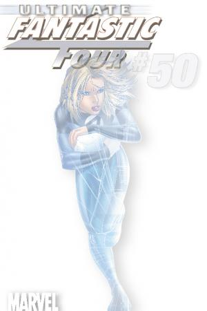 Ultimate Fantastic Four #50  (Variant A)