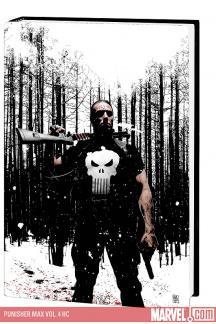 Punisher Max Vol. 4 (Hardcover)