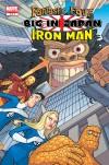 FANTASTIC FOUR/IRON MAN: BIG IN JAPAN #2
