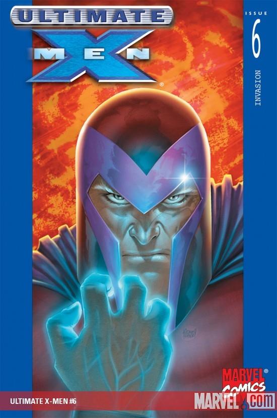 Ultimate X-Men (2000) #6