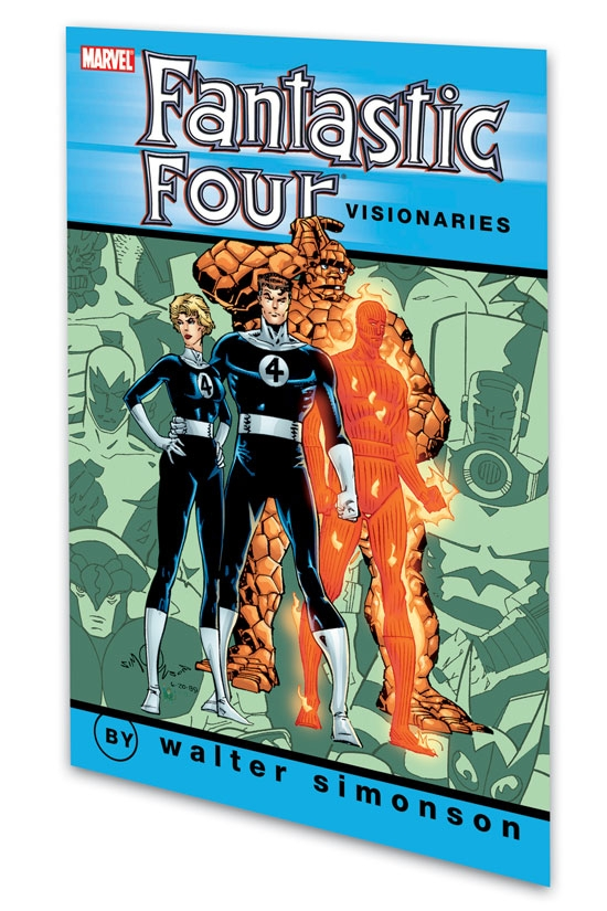 FANTASTIC FOUR VISIONARIES: WALTER SIMONSON VOL. 1 TPB (Trade Paperback)