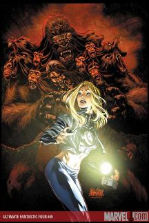 Ultimate Fantastic Four (2003) #49