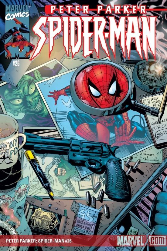 Peter Parker: Spider-Man (1999) #26