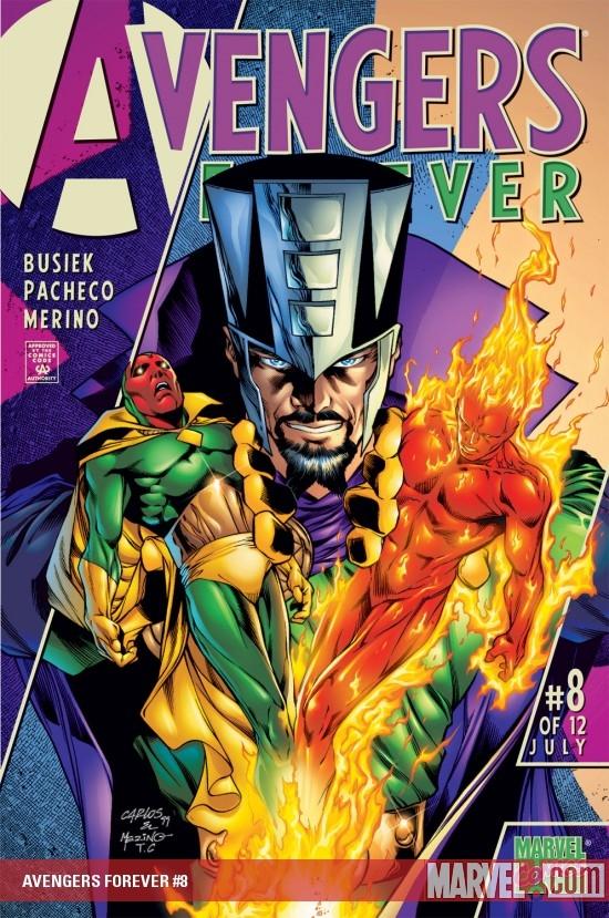 Avengers Forever (1998) #8