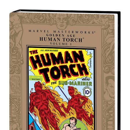 MARVEL MASTERWORKS: GOLDEN AGE HUMAN TORCH VOL.1 #0