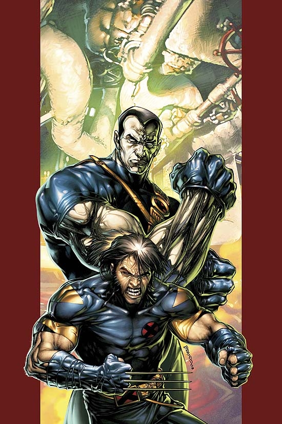 Ultimate X-Men Vol. 9: The Tempest (Trade Paperback)