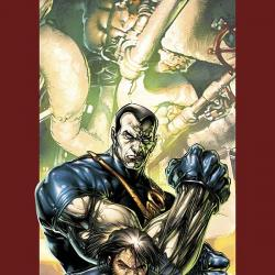 ULTIMATE X-MEN VOL. 9: THE TEMPEST COVER